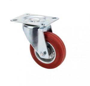 112AT- zestaw kołowy do wózków wypiekowych